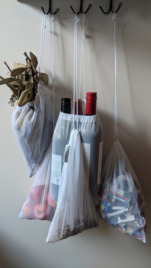 Reusable Produce Bag - Set of 5